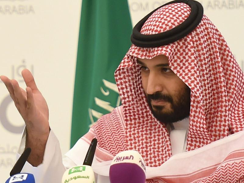 The build-up has been calamitous for de facto Saudi ruler Crown Prince Mohammad bin Salman as a host of big names have pulled out: Getty