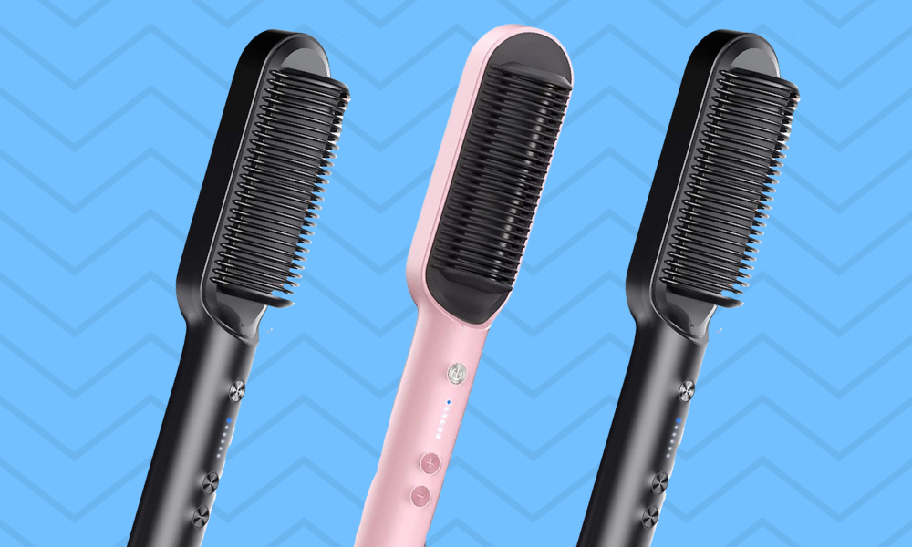 Save $10 off this top-rated straightener today. (Photo: Amazon)