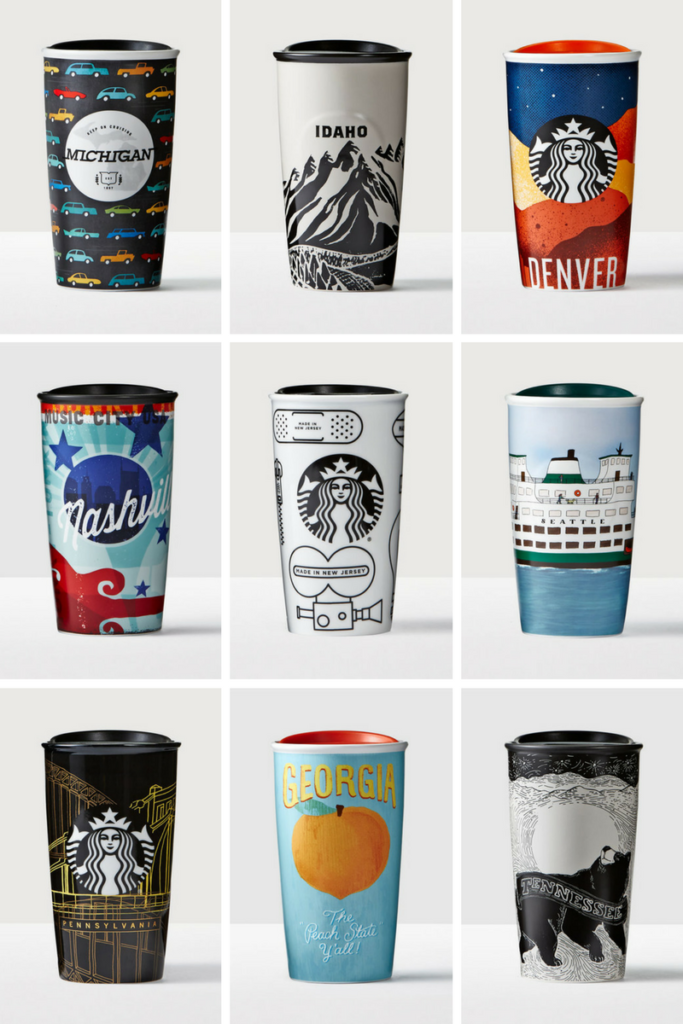 Prettiest Starbucks Collection Local s In U City The Has SVqUMGzp