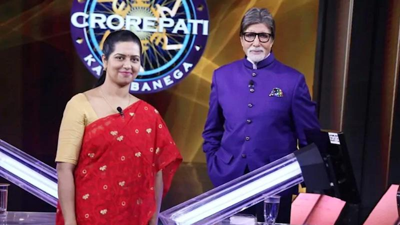 Kaun Banega Crorepati 12: Runa Saha Creates History, Becomes the 1st Contestant to Reach Hot Seat Without Playing Fastest Fingers First on Amitabh Bachchan's Quiz Show (Watch Video)