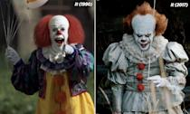 <p>In Stephen King's novel, the town of Derry is terrorised by the presence of Pennywise every 27 years. Andy Muschietti's new film adaptation arrived in cinemas exactly 27 years after the film adaptation of the book in 1990. Spooky. </p>
