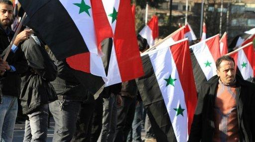 A UN team will be sent to Damascus within days