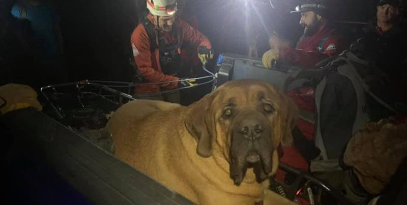 Photo credit: Salt Lake County Sheriff's Search and Rescue