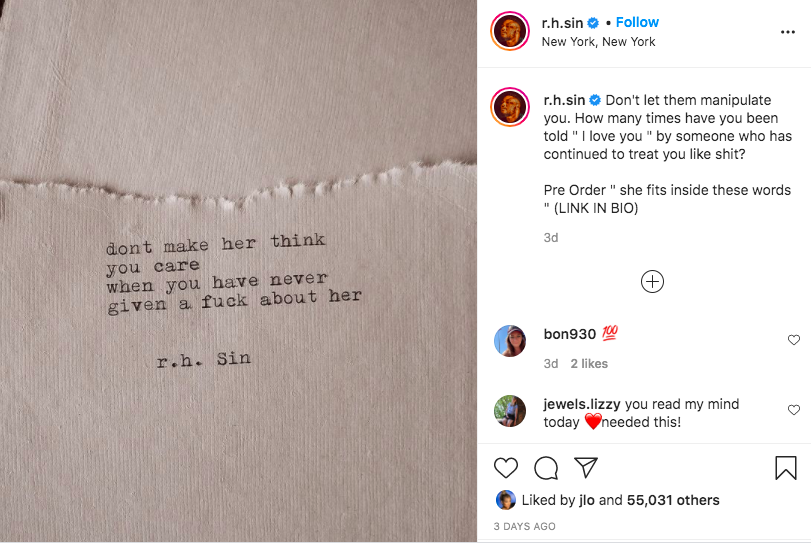 Photo credit: r.h. Sin - Instagram