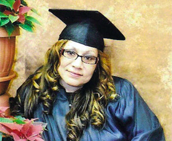 LaVonne Roach is being held in California, but will reside in North Carolina when she is released. (Photo: CAN-DO)