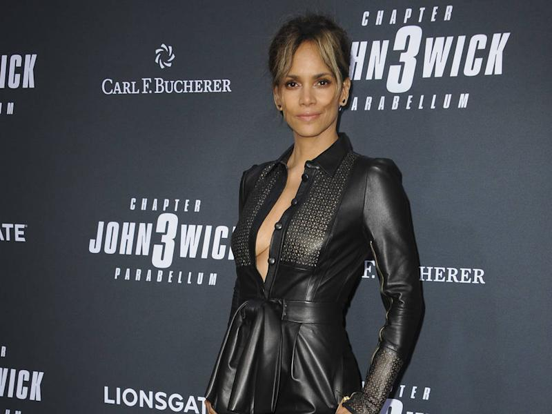 Halle Berry launches early version of wellness app Re-spin