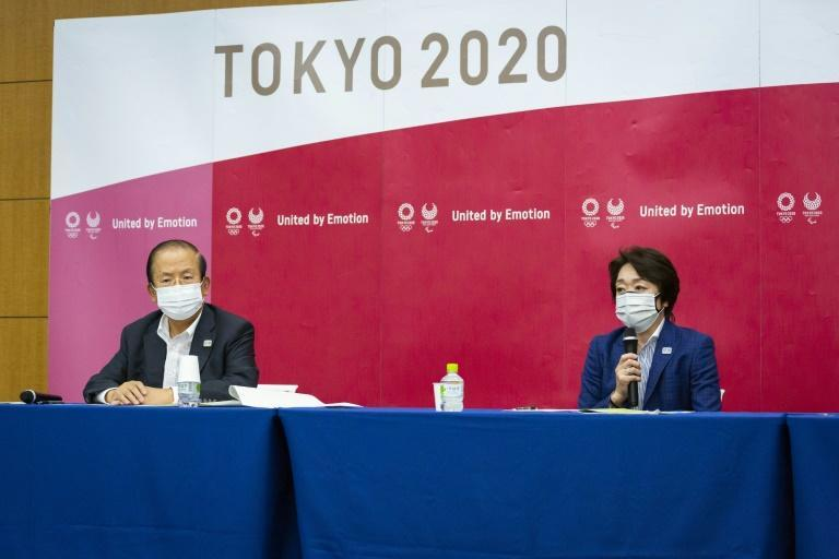 Hashimoto said that if the virus situation is 'still very challenging' in Japan when the Games are held, organisers would be prepared to reverse course and ban fans