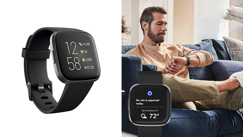 Best gifts to get before Black Friday: Fitbit Versa 2