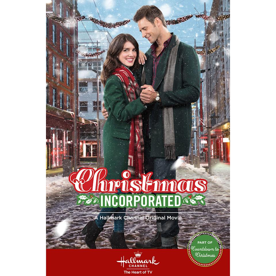 <p><b>Sunday, July 23, 1/12c</b></p> <p>Starring Shenae Grimes-Beech (Riley) and Steve Lund (Williams). Via mistaken identity, Riley gets her dream job but learns the owner is closing one of his factories right before Christmas which would affect the entire town's economy. Riley has to figure out a way to change his mind before he learns that she wasn't the person he hired.</p>