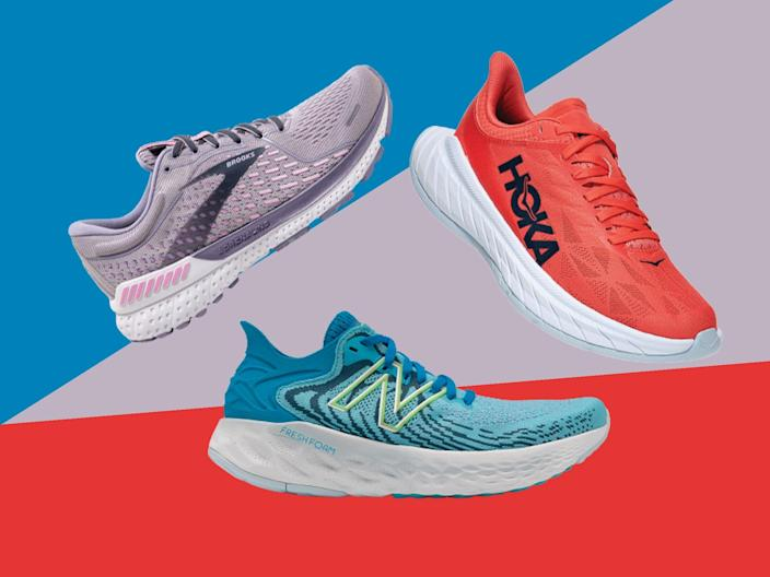 <p>The best trainer for you will depend on your foot shape and gait, among other factors</p> (iStock/TheIndependent)