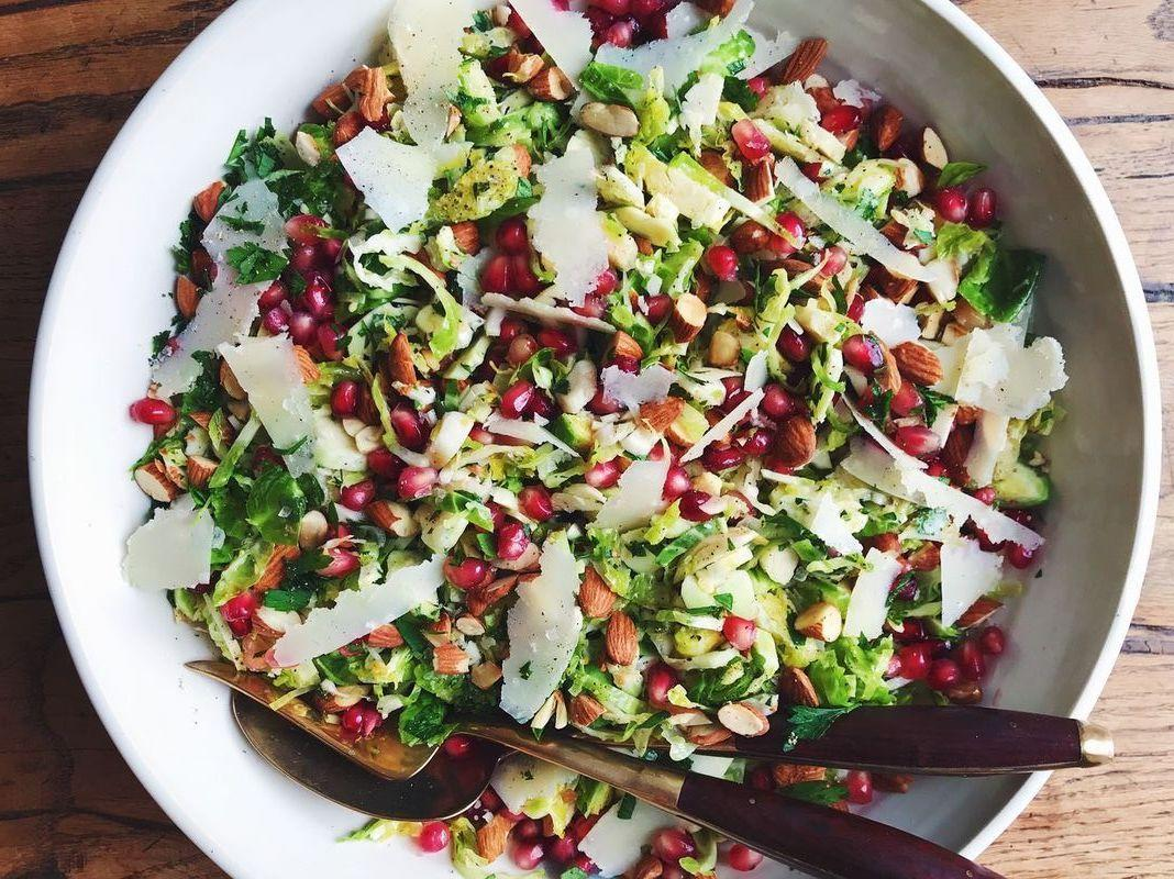 "<p>With so many decadent <a href=""https://www.countryliving.com/food-drinks/g896/thanksgiving-side-dishes/"">side dishes</a> already crowding the table—hello, <a href=""https://www.countryliving.com/food-drinks/g2696/mashed-potato-recipes/"">mashed potatoes</a>, <a href=""https://www.countryliving.com/food-drinks/g4951/best-homemade-cranberry-sauce-recipes/"">cranberry sauce</a>, and <a href=""https://www.countryliving.com/food-drinks/g3787/sweet-potato-casserole/"">sweet potato casserole</a>!—there's really no need to overthink your Thanksgiving salad this year. In fact, if you do, you risk overpowering <a href=""https://www.countryliving.com/food-drinks/g637/thanksgiving-menus/"">the rest of your spread</a> (or worse, <a href=""https://www.countryliving.com/food-drinks/g1064/thanksgiving-leftovers/"">over-stuffing your guests</a>). Instead, you'll want to turn to our all-time favorite, easy Thanksgiving salad recipes to find a simple, healthy dish (or two!) that's as light as it is easy on the eyes. Your guests will be thankful that you've chosen to include something simple and refreshing in your spread, and as for you, you'll get a fabulous new recipe to add to your <a href=""https://www.countryliving.com/entertaining/g1219/fall-dinner-party"">fall dinner rotation</a>. It's a win-win! From Thanksgiving fruit salads to cranberry salad recipes, these fool-proof recipes are a lighter way to enjoy all the yummy tastes of the holidays. Whether you opt for a fall harvest salad featuring bitter radicchio, sweet Bosc pear, peppery arugula, and salty gorgonzola or something even simpler (an apple-feta spinach salad, for instance), you can't go wrong. And don't forget the dressing: Here, a variety of spiced cider vinaigrettes reign supreme, as do tangy red wine toppings and zesty lemon finishes—all of which help to brighten up your <a href=""https://www.countryliving.com/food-drinks/g3626/fall-salads/"">favorite fall flavors</a>.<br></p>"
