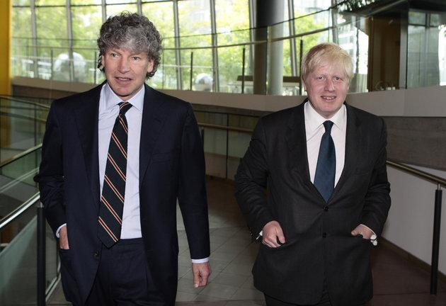 Tim Parker served as Boris Johnson's first deputy mayor
