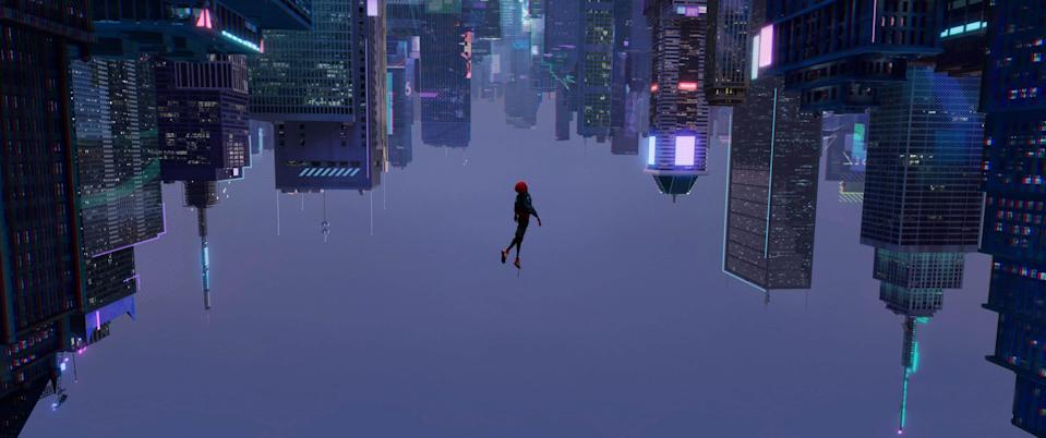 <p>Watching Into The Spider-Verse is like living in the greatest graphic novel ever written. Vibrant, imaginative and pulsing with brilliant ideas, Spider-Verse achieved the impossible and made us care about YET ANOTHER Sony Spider-Man origin movie, by deconstructing what it means to be the character. A stunning artistic achievement in basically every respect. </p>