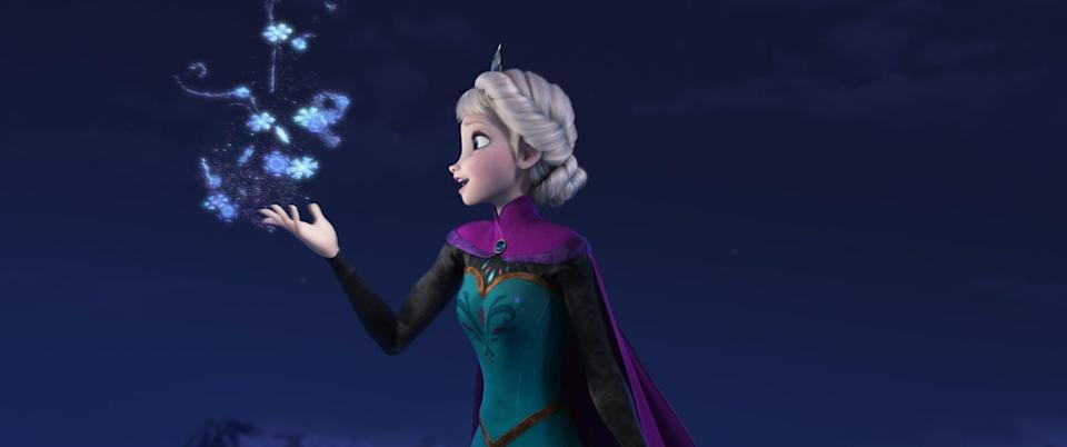 <p>There are plenty of ways to turn yourself into the Snow Queen, Elsa, from <strong>Frozen</strong> but her fishtail braid or twisted bun wouldn't be complete without its silver hue. </p>