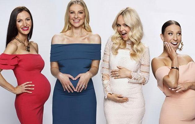 The Yummy Mummies. Source: Channel 7