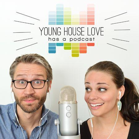 """<p>Remember John and Sherry Petersik, the DIY-blogging power couple we all loved? Well, they're back and we could not be more thrilled. Listen for decorating tips, DIY fails and wins, expert interviews, and the same sweet, quirkiness that made us fall in love with the Petersiks in the first place.</p><p><a class=""""link rapid-noclick-resp"""" href=""""https://podcasts.apple.com/us/podcast/young-house-love-has-a-podcast/id1122376417"""" rel=""""nofollow noopener"""" target=""""_blank"""" data-ylk=""""slk:Listen now."""">Listen now.</a></p>"""