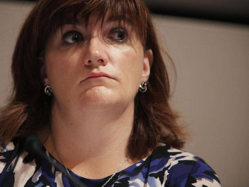Treasury Select Committee Chair Nicky Morgan MP said the EU could use tax havens as leverage (Rex)