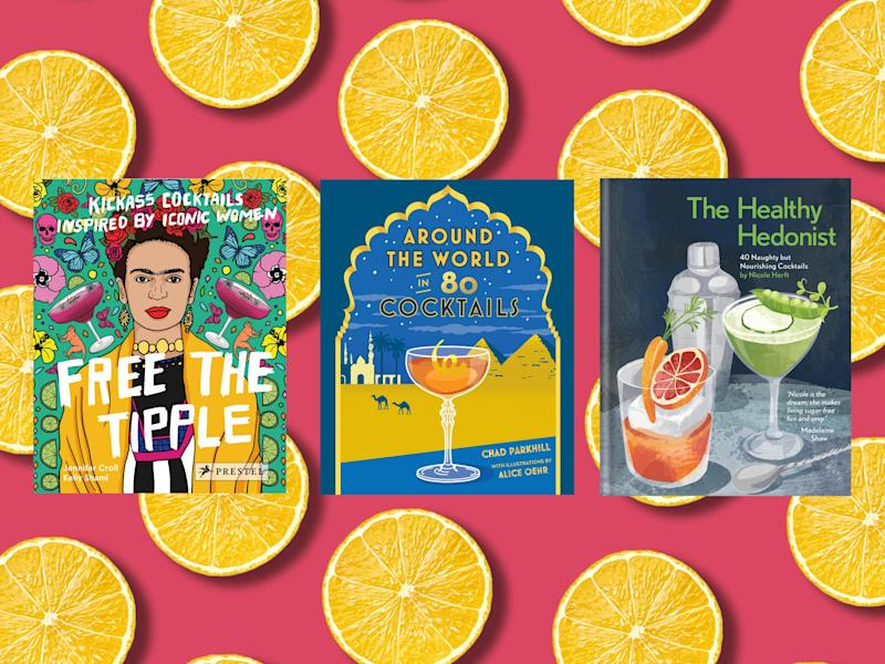 Whether you like yours shaken, stirred, boozy or healthy, the following books have you covered. Bottoms up!: The Independent/iStock