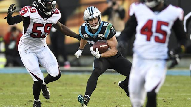 Scott Fowler: Christian McCaffrey's unforgettable season being wasted by these forgettable Panthers
