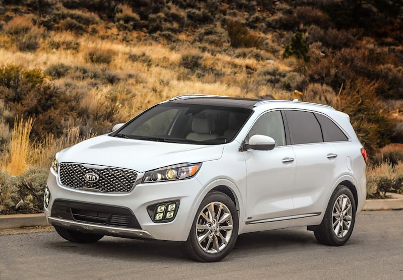 2017 Kia Sorento: Most affordable SUV of its size