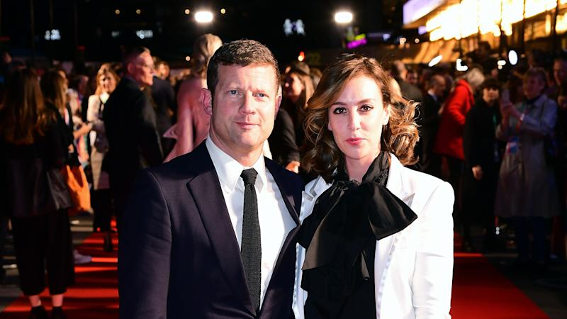 Dermot O'Leary reveals baby son's name
