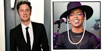 """<p>The unlikely friendship between the Scrubs star and Fugees member began when they both attended Columbia High School in New Jersey together. </p><p>In 2018, Braff confirmed <a href=""""https://twitter.com/zachbraff/status/1013816354028257280?lang=en"""" rel=""""nofollow noopener"""" target=""""_blank"""" data-ylk=""""slk:on Twitter"""" class=""""link rapid-noclick-resp"""">on Twitter</a> that the high school friends were close enough that Hill attended his Bar Mitzvah. </p>"""