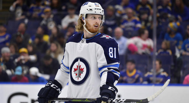 Winnipeg Jets forward Kyle Connor doesn't want to spend any time away from the team. (Jeff Curry-USA TODAY Sports)