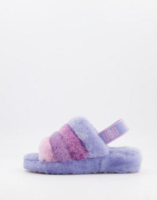 """<p><strong>UGG</strong></p><p>us.asos.com</p><p><strong>$100.00</strong></p><p><a href=""""https://go.redirectingat.com?id=74968X1596630&url=https%3A%2F%2Fwww.asos.com%2Fus%2Fugg%2Fugg-fluff-yeah-slide-slippers-in-cornflower-multi%2Fprd%2F21172262&sref=https%3A%2F%2Fwww.cosmopolitan.com%2Flifestyle%2Fg31710124%2Ftaurus-gift-guide%2F"""" rel=""""nofollow noopener"""" target=""""_blank"""" data-ylk=""""slk:Shop Now"""" class=""""link rapid-noclick-resp"""">Shop Now</a></p><p>A Taurus puts comfort above all else. They're always down to chill on the couch with their feet up, so they'll love these fuzzy, cloudlike sandals.</p>"""