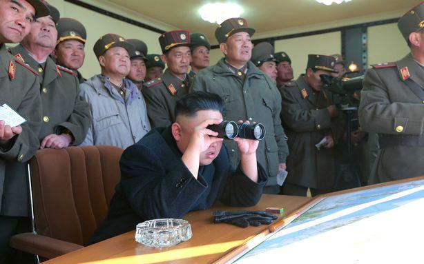 Kim Jong-un Comes Out of Hiding for Missile-Free Holiday