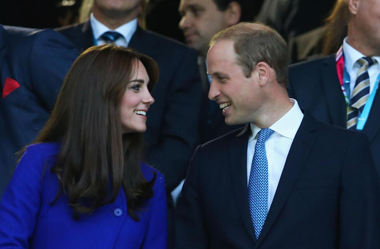 Why Prince William never hold hands in public with Kate, Duchess of Cambridge
