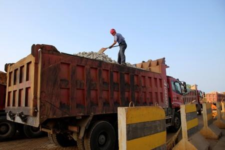 China Sept iron ore imports surge to 20-month high on firm demand