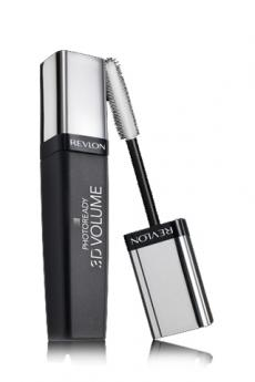 To define every lash: Revlon PhotoReady 3D Volume Mascara