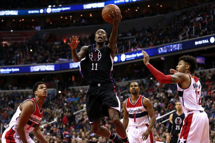 Jamal Crawford was the 2015-16 NBA Sixth Man of the Year. (Getty)
