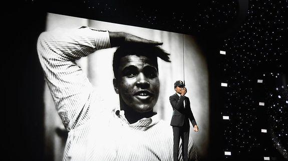 Watch Chance The Rapper's Muhammad Ali Tribute At The ESPYs