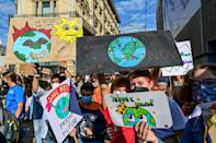 Governments are under greater pressure than ever to deliver decisive action at COP26 (AFP/MIGUEL MEDINA)