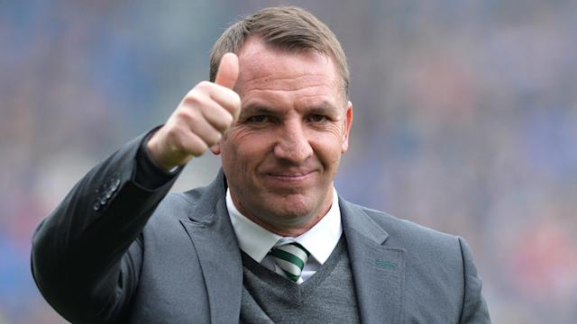 Moussa Dembele's chipped penalty in Celtic's 4-0 Scottish Cup semi-final win over rivals Rangers impressed manager Brendan Rodgers.