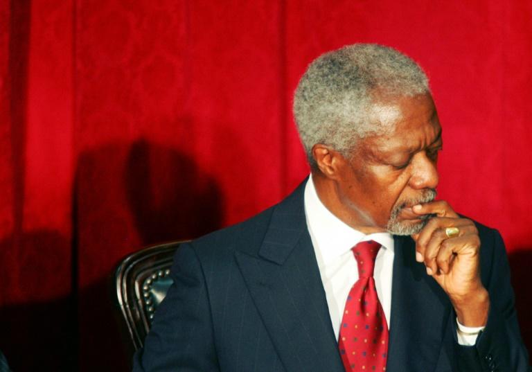 Kofi Annan was the first sub-Saharan African to be Secretary General of the United Nations