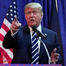"""<br>Donald Trump caused outrage when he went on a twitter tirade aimed at Fox News host Megyn Kelly. The comments came after a GOP debate where the host fired a number of intense questions at him. """"You've called women you don't like, 'fat pigs,' 'dogs,' slobs, and disgusting animals. … It was well beyond Rosie O'Donnell. Your Twitter account has several disparaging comments about women's looks. You once told a contestant on <i>The Celebrity Apprentice</i> it would be a pretty picture to see her on her knees. Does that sound to you like the temperament of a man we should elect as president?"""" Kelly asked. <br><br>Following the debate, Trump went so far as to question her professionalism and claimed that she treated him unfairly because she was on her period. """"You could see there was blood coming out of her eyes, blood coming out of her wherever,"""" he told CNN's Don Lemon. <br><br>"""