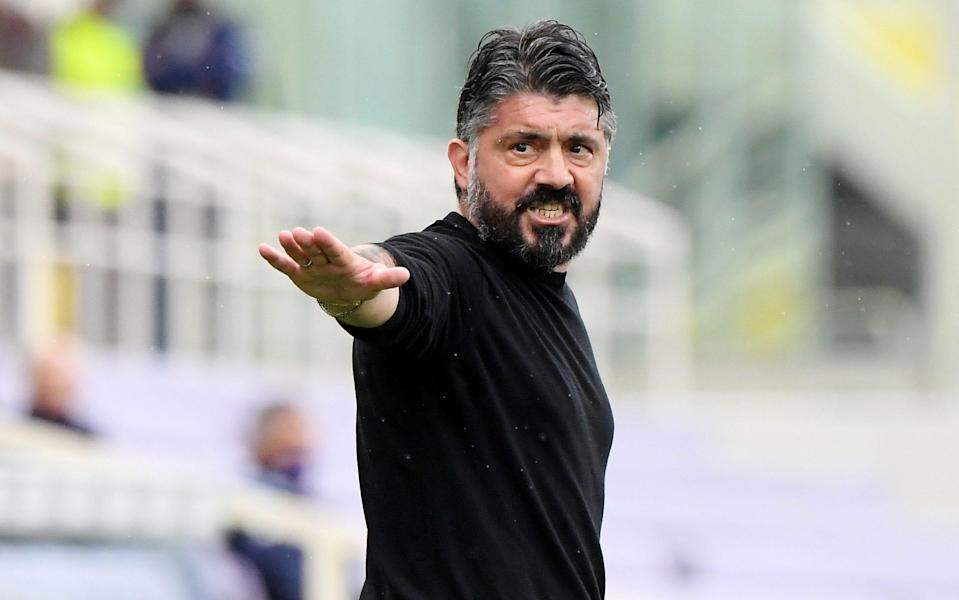 Spurs have turned their attentions to Gennaro Gattuso - REUTERS