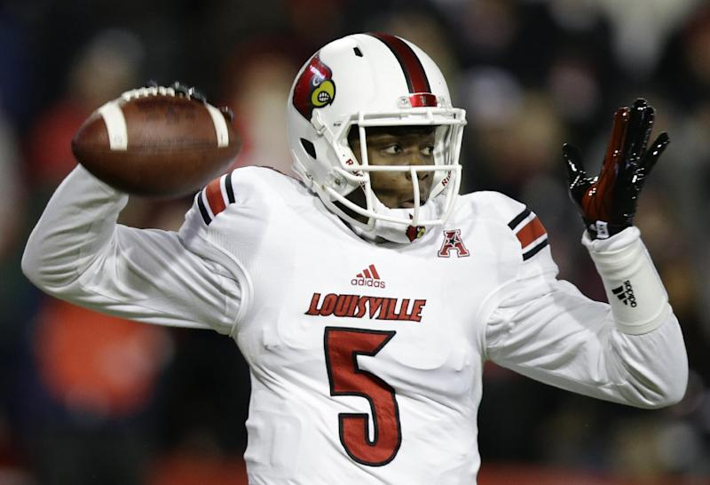 No. 18 Louisville gets ACC preview against Miami