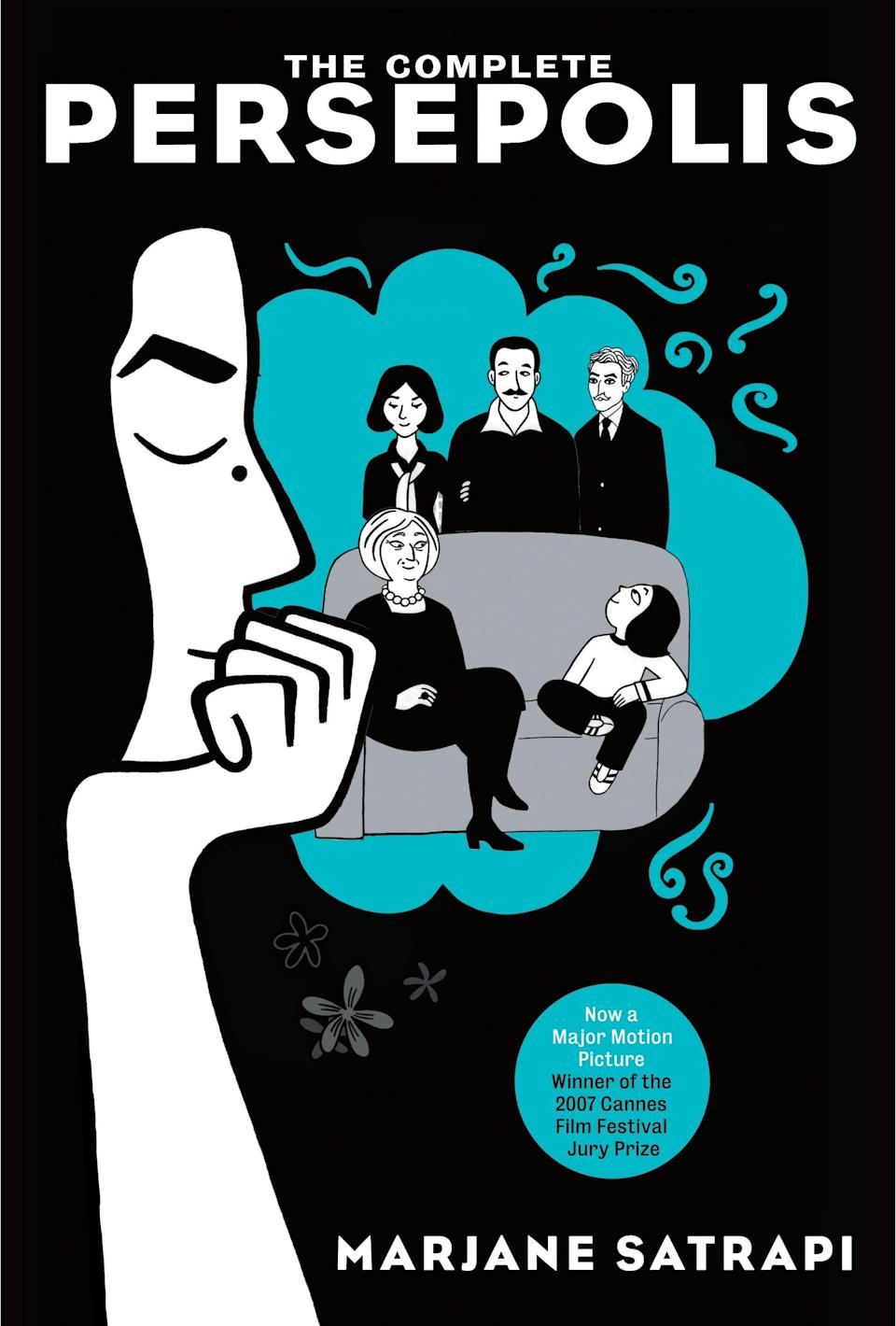 """""""The Complete Persepolis,"""" by Marjane Satrapi"""
