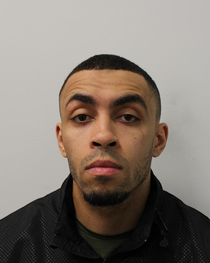 Christopher McDonald was convicted of Tong's death. (Met Police/PA Images)