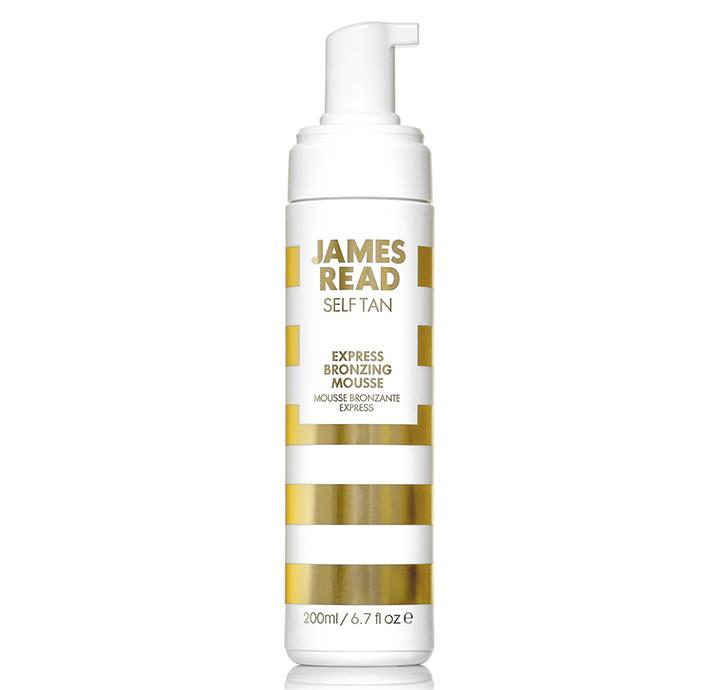 "James Read Express Bronzing Mousse Face & Body, $28; at <a rel=""nofollow"" href=""http://www.target.com/p/james-read-express-bronzing-mousse-face-body-5oz/-/A-52277915"">Target</a>"