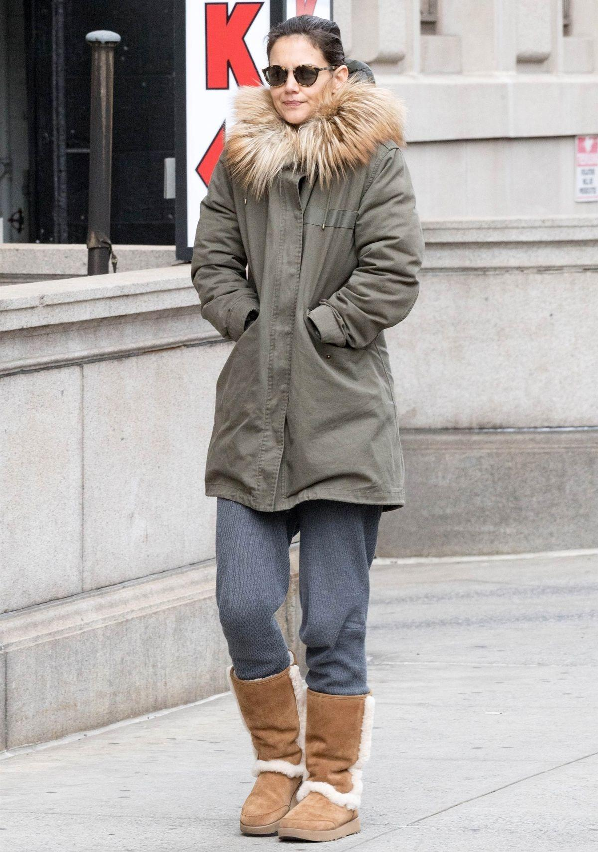 ddb814904c6 7 Ways Celebs Are Wearing Ugg Boots in 2019