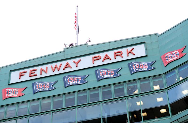 The Boston Red Sox must pay a team-record $13.4 million luxury tax bill. (Photo by Maddie Meyer/Getty Images)