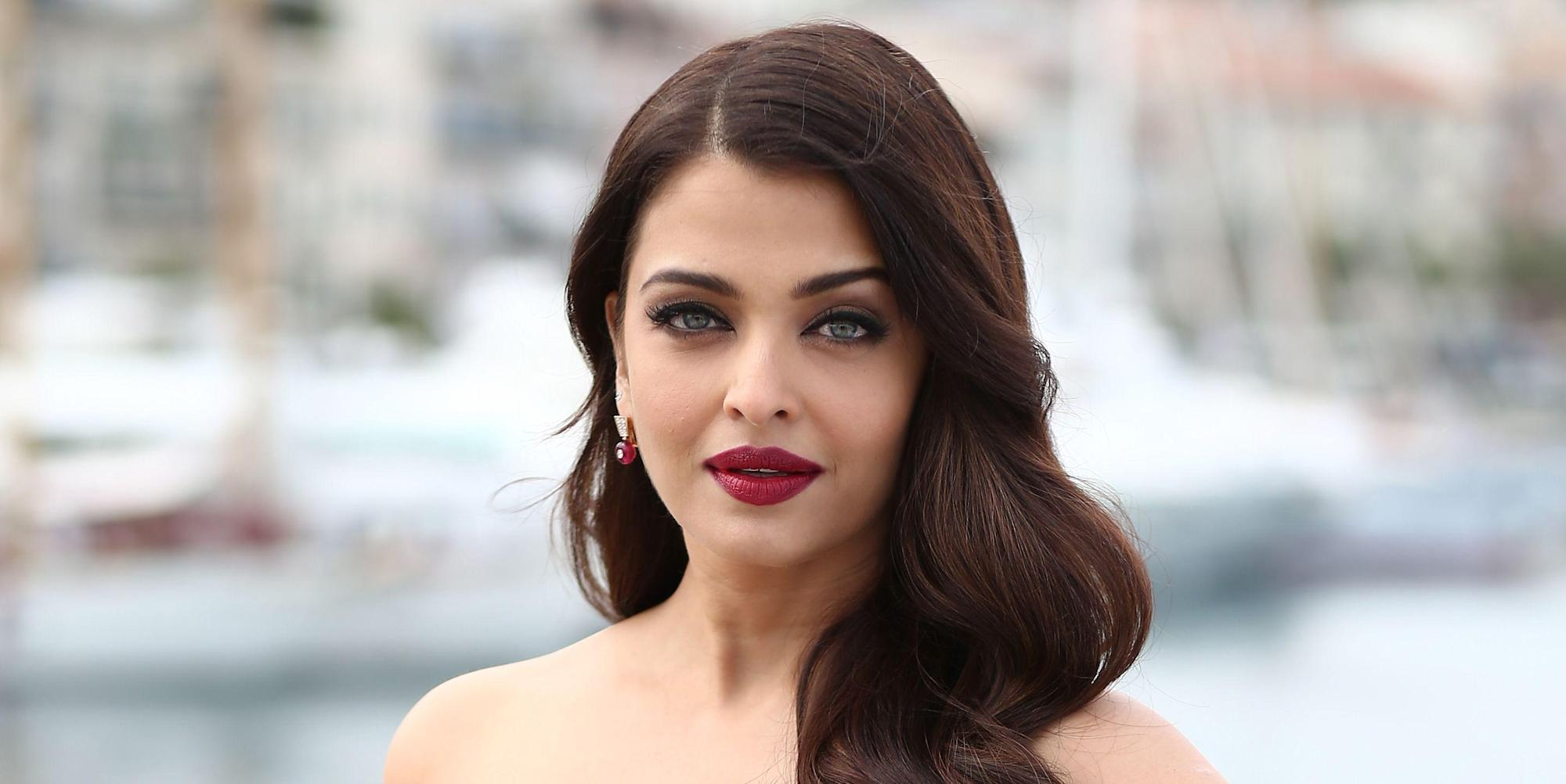Bollywood star Aishwarya Rai Bachchan is taken to hospital ...