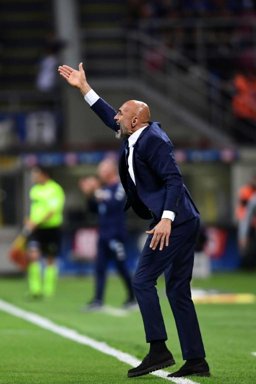 Luciano Spalletti returns to the game with Napoli after two years away