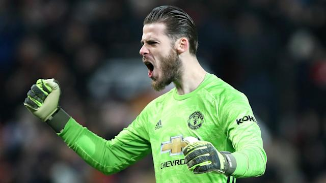 The 20-year-old goalkeeper believes that his game will benefit from working alongside a Spain international and Sergio Romero at Old Trafford