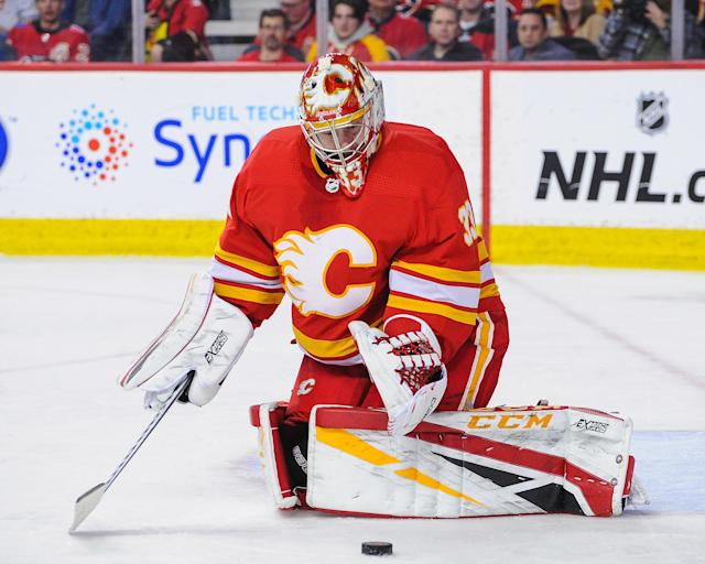 David Rittich and Cam Talbot have a lot to prove this season. (Getty)