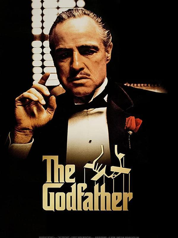 Poster film The Godfather. (Foto: IMDb/ Paramount Pictures)